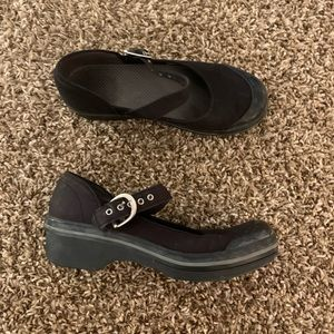 Dansko maryjane clogs shoes size 37 / 7